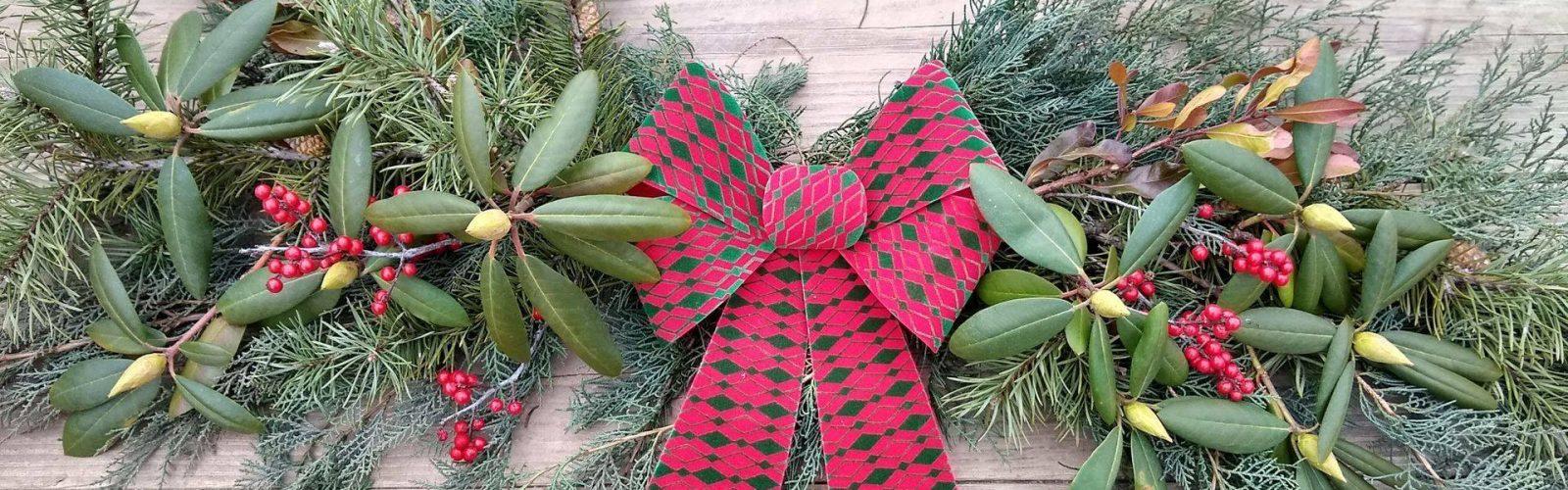 Native Evergreen Arrangements Available